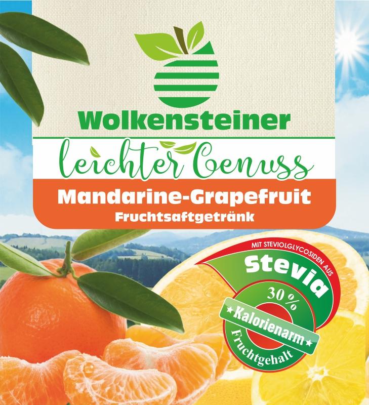 mandarine grapefruit
